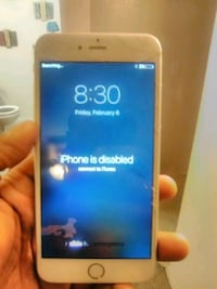 iPhone 6 plus screen a lil crazy but works fine. Fresno, 93722