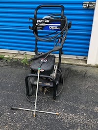 Black and blue pressure washer Sayville, 11782