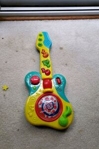 toy guitar for kid Springfield