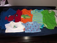 toddler's assorted clothes Chesterfield, 48051