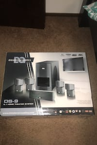 5.1 Home theater system