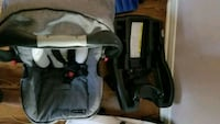 baby's black and gray car seat carrier Toronto, M3L 1R5
