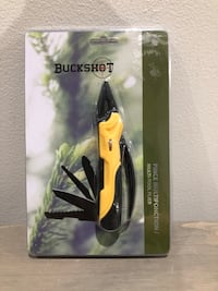 BuckShot Multi- Tool Pickering