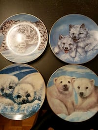 Collection plates. All for  $30.