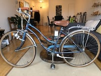 Vintage bicycle, small