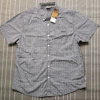 NEW Men formal shirt - L - Lee Cooper Paleo Faliro, 175 63