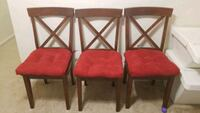 4 chairs Marlow Heights, 20748