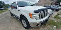 "2010 Ford F-150 4WD SuperCab 163"" XLT w/Midbox Prep Automatic 5.4L 8-Cyl Flex Fuel Windsor"