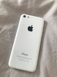 Used iPhone 5c locked with Rogers  Vancouver