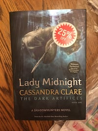 Lady Midnight by Cassandra Clare Toronto, M1P 3A6