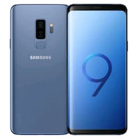 Galaxy S9 Plus  Sterling