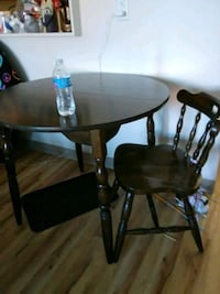 Must pick up.Kitchen table