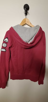 Roots Women`s Hoodie Size S New Westminster