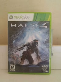 Halo 4 Xbox 360 game case Laval, H7W 2R8