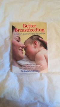 Breastfeeding book New Westminster, V3M 1J6