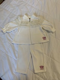 3-6 months juicy couture track suit new Toronto, M3N
