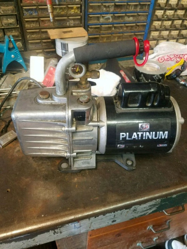 used vacuum pump (hvac tools) for sale in milpitas - letgo