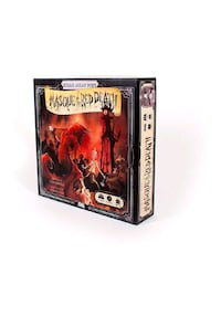 IDW Games Masque of the Red Death Board Game Sealed New York, 10032