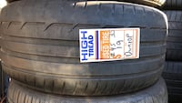 245/35/19 Dunlop tire  Los Angeles, 90003