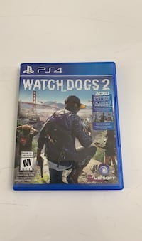 Watch dogs 2 PS4 game Vaughan, L4H 0Y1