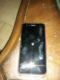 black android smartphone with brown case New Albany, 47150