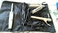white Philips Hair curling iron Ontario, M1T 3W6