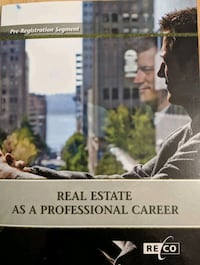 Real estate textbook