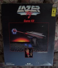 1980's Lazer Tag Game Kit