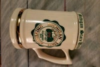 MSU coffee mug (Holds 1 pint of hot or cold liquid Shelby, 49455