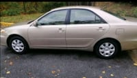 2003 Toyota camry 4 cylinder  Silver Spring