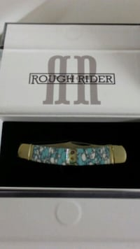 Rough rider large stock man  228 mi