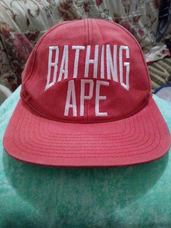 4ceeb34186a10 Used Bathing Ape Snapback (Vintage from japan) for sale in New Caney ...