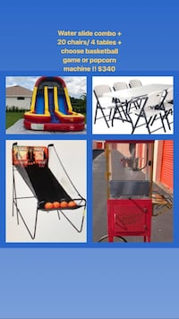 Bounce house and inflatables rental Heathrow, 32746