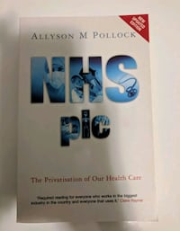 NHS plc: The Preservation of our Healtcare  Washington, 20037