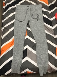 Size S salt and pepper Abercrombie and Fitch pants Ajax, L1S 2T7