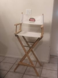 New Stella Artois Directors chair, solid and comfortable !