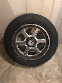 Truck/SUV wheels and  tires Wolcott, 06716