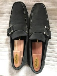 pair of black leather loafers Takoma Park, 20912