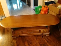 Wooden coffee table & two end tables  Vaughan, L6A 1N2