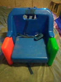 baby's blue, red, and green floor seat Fresno, 93706