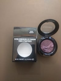 Makeup- mac extra dimension eyeshadow Toronto, M3A