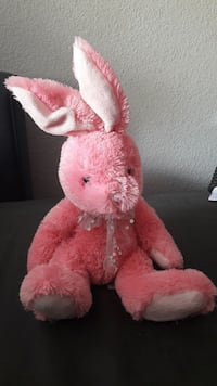 Peluche lapin rose Montpellier, 34000