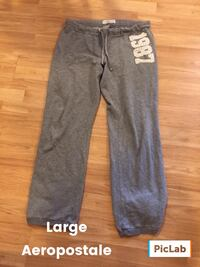 Large gray 1987 sweatpants Aeropostale  Barrie, L4N 5R9