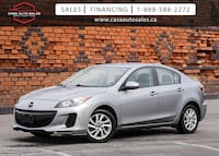 2013 MAZDA3 GS-SKY | One Owner | No Accidents | Low KMs Toronto