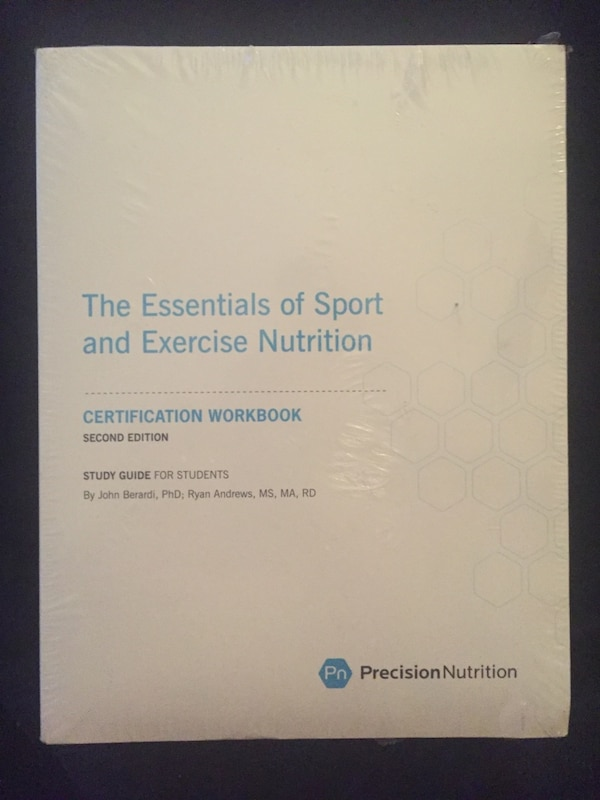 Used Precision Nutrition The Essentials Of Sport And Exercise