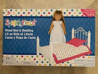 Doll bed 2 available Aurora, L4G 0H3