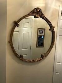 Antique Gold Mirror Purcellville, 20132