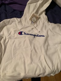 NEW champion sweater size LG ; bought for $75 w/ taxes. Bellflower, 90706