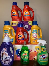 Household bundle $40  Lancaster, 93536