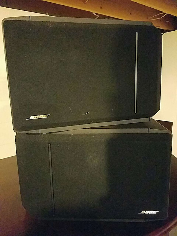 Used Bose Bookshelf Speakers For Sale In Fenton